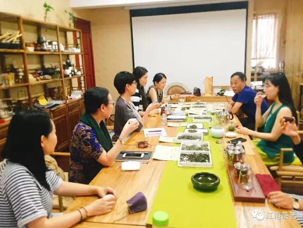 张大年_江南三学堂首期国家职业资格高级评茶员培训班圆满结课!